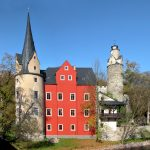 Castle Stein in Saxony