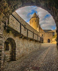 Altena Castle – World's First Hostel