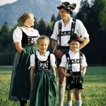 Traditional German Clothing - Dirndl and Lederhosen