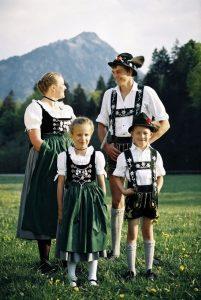 Traditional German Clothing – Dirndl and Lederhosen