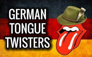 German Tongue Twisters
