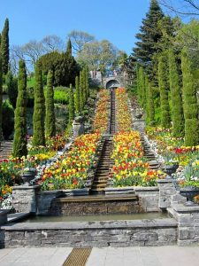 Mainau, Germany's Flower Island in Lake Constance