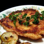 German Chicken Schnitzel