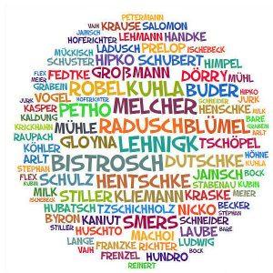Strange German Surnames