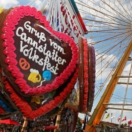 Cannstatter Volksfest in Stuttgart