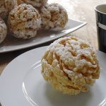 Schneeball – Sweet Pastry from Rothenburg ob der Tauber