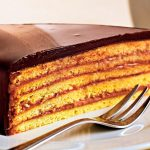 Prinzregententorte – Bavarian Layered Chocolate Cake