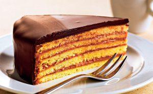 Prinzregententorte – Bavarian Layered Chocolate Cake