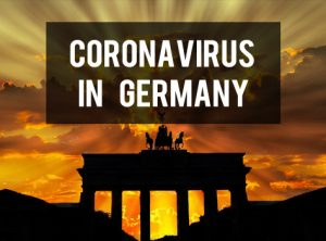 Coronavirus in Germany: Drastic Measures