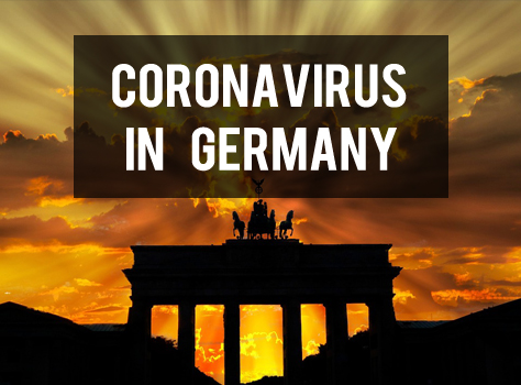 Coronavirus COVID-19 in Germany